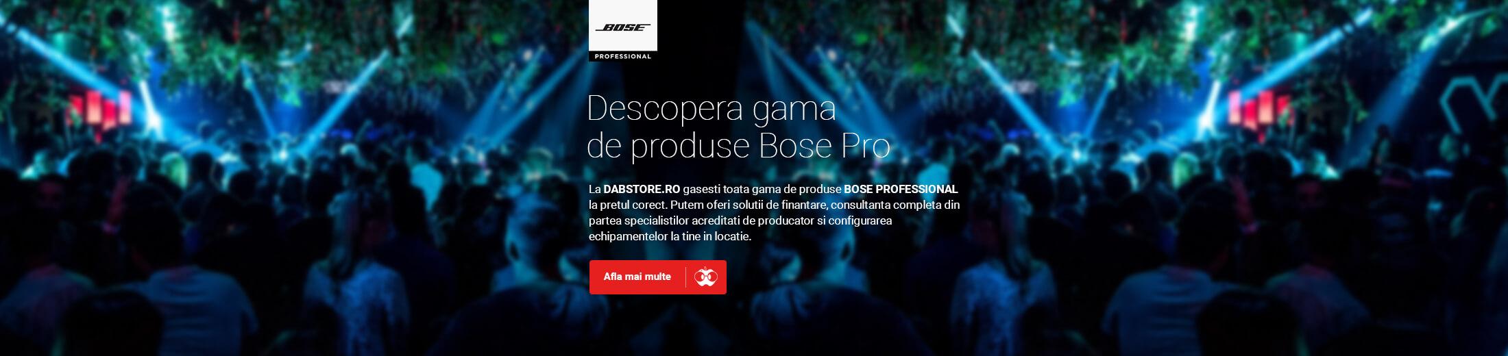 Produse Bose Pro