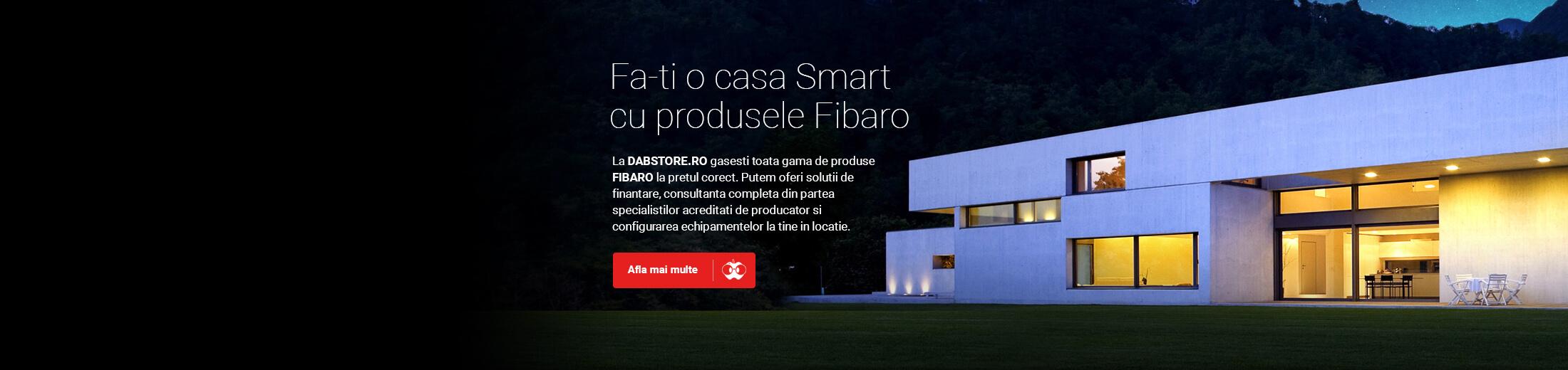 Gama de produse Fibaro