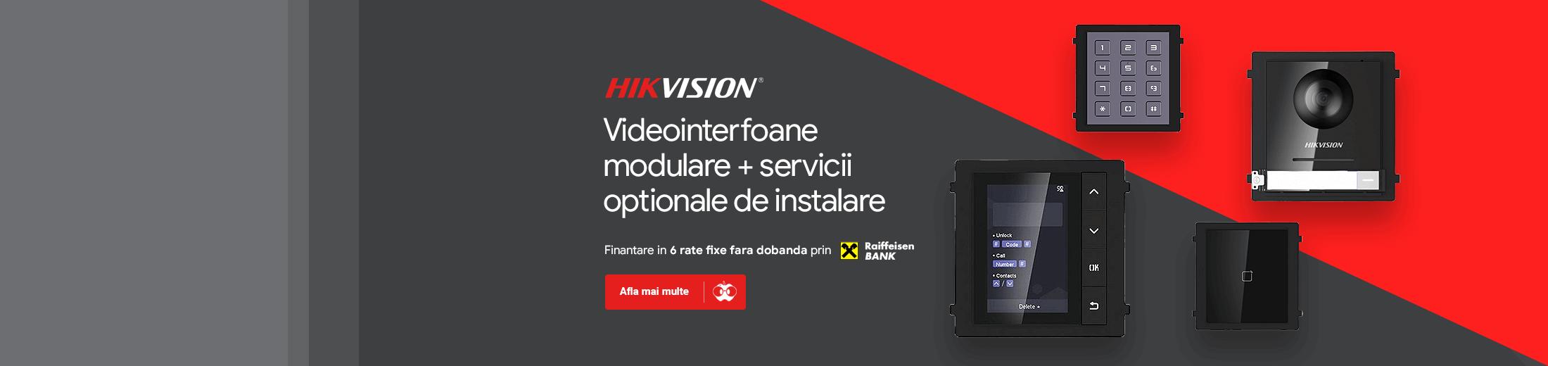 Interfoane Hikvision