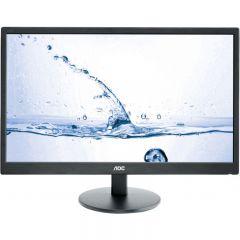 "Monitor AOC LED MVA 23.6"", Full HD, Black, M2470SWH"