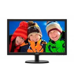 "Monitor PHILIPS LeD TN 21.5"", Full HD, Black, 223V5LSB2"