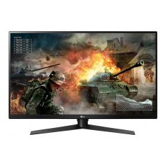 "Monitor LG LED VA 31.5"", Wide Quad HD, Black, 32GK850F-B"