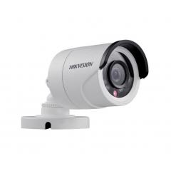 Camera de supraveghere Bullet Turbo HD Hikvision DS-2CE16D0T-IRPE, Full HD, lentila fixa 2.8 mm, 2 MP, IR 20 m, PoC, IP66, BNC, 12V
