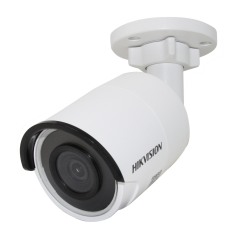 Camera IP Bullet Hikvision DS-2CD2083G0-I, 4K UHD, 8 MP, lentila fixa 2.8 mm, IR 30 m, PoE 802.3af & 12V DC