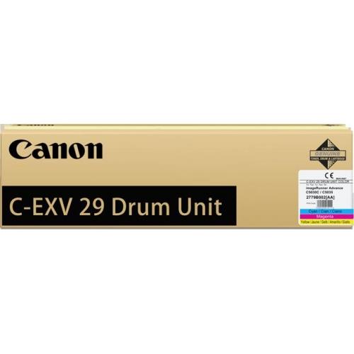 CANON DUCEXV29CMY PACK DRUM UNIT