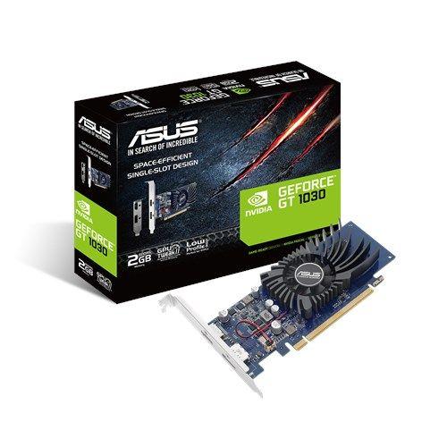 Placa video Asus NVIDIA® GeForce® GT™ 1030, 2GB GDDR5, 64-bit