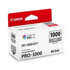 CANON PFI-1000GY GREY INKJET CARTRIDGE