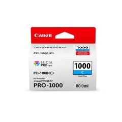 CANON PFI-1000C CYAN INKJET CARTRIDGE