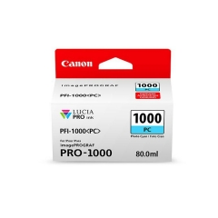 CANON PFI-1000PC CYAN INKJET CARTRIDGE
