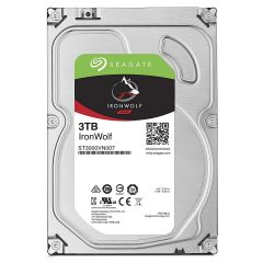 HDD Seagate Ironwolf® 3TB, 5900rpm, 64MB Cache, NAS, SATA III, ST3000VN007