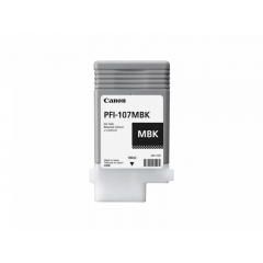 CANON PFI-107MB BLACK INKJET CARTRIDGE