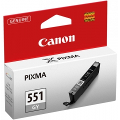 CANON CLI-551GY GREY INKJET CARTIDGE