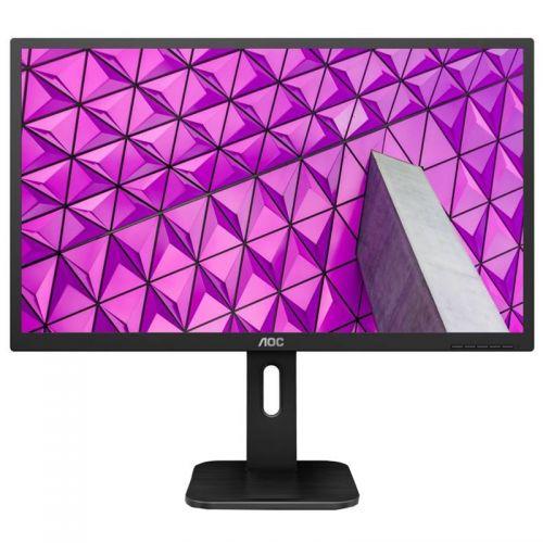 "Monitor AOC LED MVA 21.5"", Full HD, Black, 22P1"