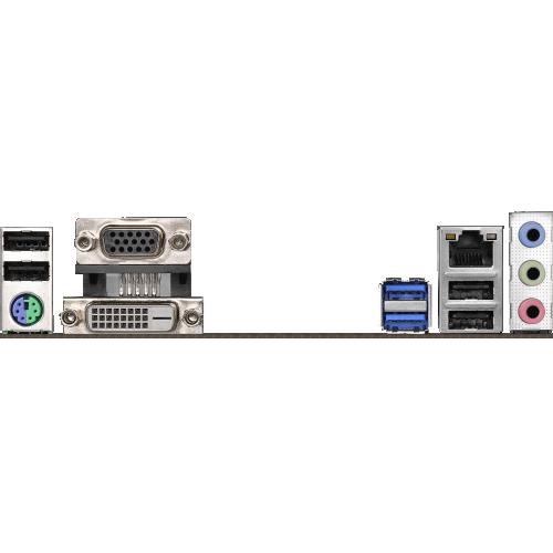 Placa de baza ASRock H310CM-DVS, Socket 1151