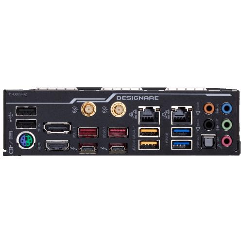 Placa de baza Gigabyte Z390 DESIGNARE, Socket 1151 v2