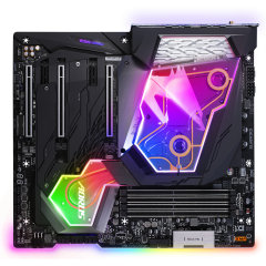 Placa de baza Gigabyte Z390 AORUS Extreme WaterForce, Socket 1151