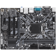 Placa de baza Gigabyte H310M S2P 2.0, Socket 1151 v2