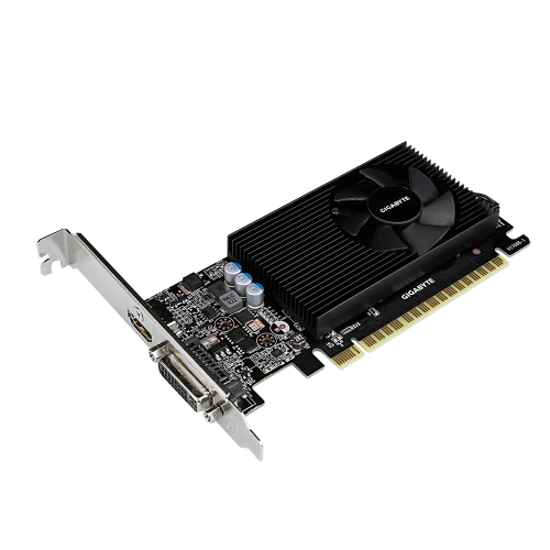 Placa video Gigabyte NVIDIA® GeForce® GT™ 730, 2GB GDDR5, 64-bit