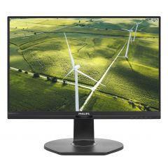 "Monitor PHILIPS LED IPS 23.8"", Full HD, Black, 241B7QGJEB/00"