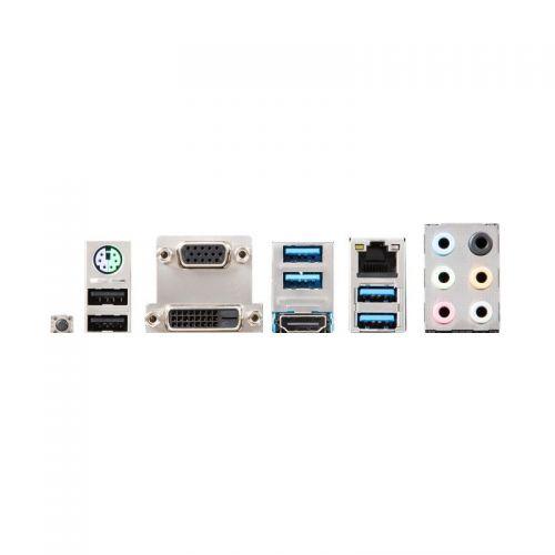 Placa de baza MSI B450-A PRO, Socket AM4