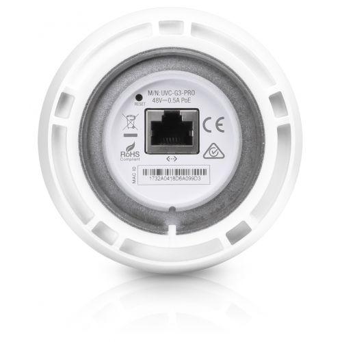 Camera de supraveghere IP Bullet Ubiquiti UniFi UVC-G3-PRO cu microfon incorporat, Full HD, 4 MP, HDR, lentila varifocala 3 - 9 mm, IR 30 m, Alimentare PoE 802.3af