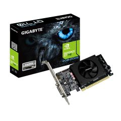 Placa video Gigabyte NVIDIA® GeForce® GT™ 710, 2GB GDDR5, 64-bit