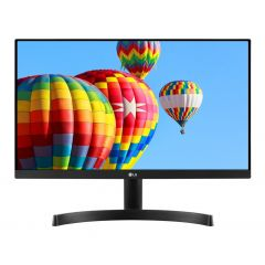 "Monitor LG LED IPS 27"", Full HD, Black, 27MK600M-B"