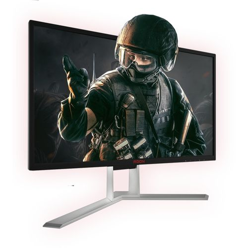 "Monitor AOC LED TN 24.5"", Full HD, Black, AG251FZ"