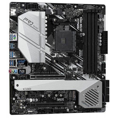 Placa de baza ASROCK X570M PRO4, Socket AM4