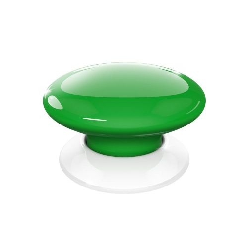 Buton de comanda FIBARO, Z-Wave Plus, Verde