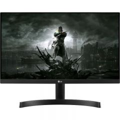 "Monitor LG LED IPS 23.8"", Full HD, Black, 24MK600M-B"