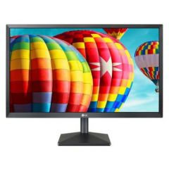 "Monitor LG LED IPS 21.5"", Full HD, Black, 22MK430H-B"