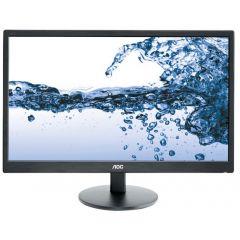 "Monitor AOC LED TN 21.5"", Full HD, Black, E2270SWHN"
