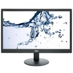 "Monitor AOC LED TN 18.5"", Wide XGA, Black, E970SWN"