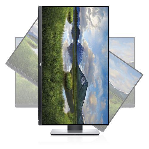 "Monitor DeLL LED IPS 23.8"", Full HD, Black, P2419H"